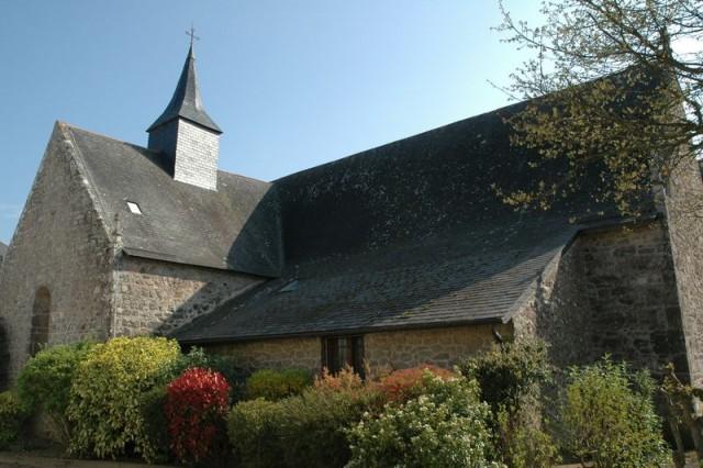 Visite guidée de la Chapelle Sainte Julien Sainte Anne au Pouliguen JEP 2021