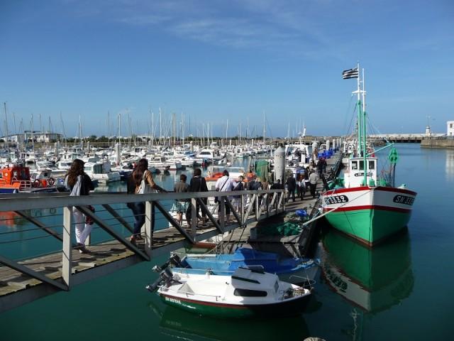 Visite guidée du bateau sardinier Au Gré des Vents la turballe