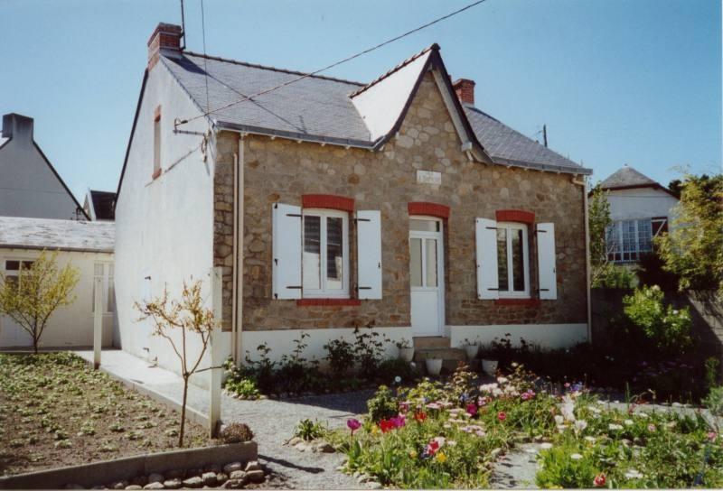 Gîte n°307131 au Croisic, jardin