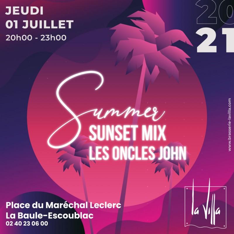 Summer Sunset Mix 2021