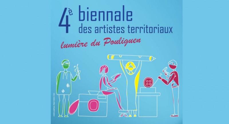 4ème Biennale des artistes territoriaux