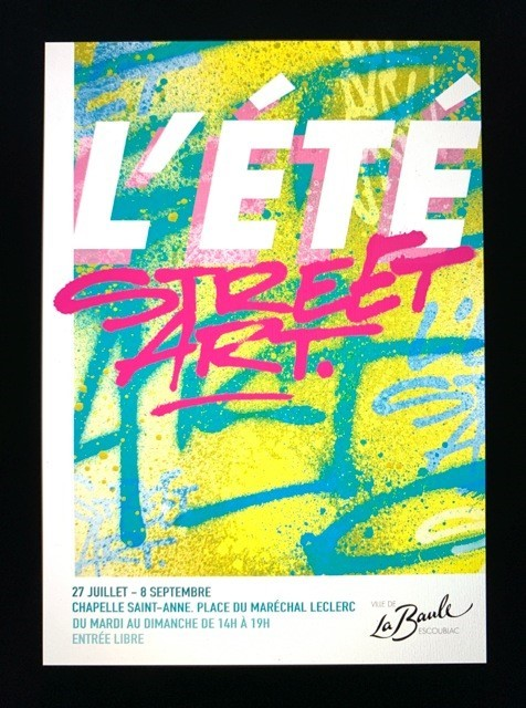 Exposition L'été Street Art