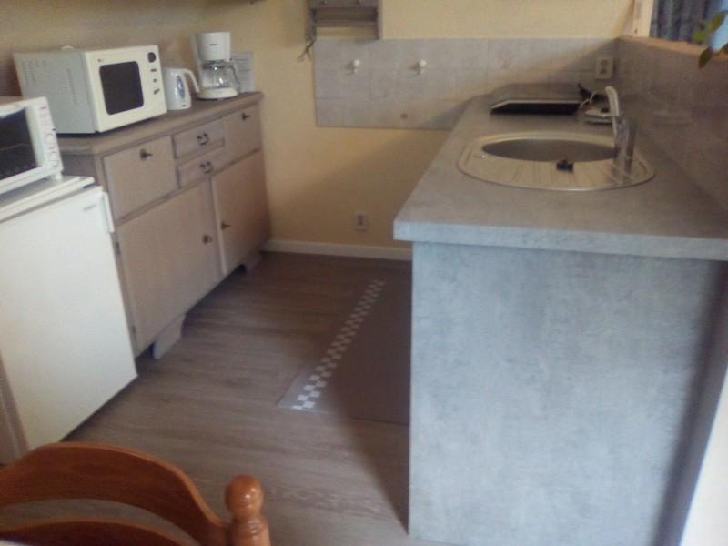 Appartement 2/3 personnes- Mme Bourse - Guérande - cuisine