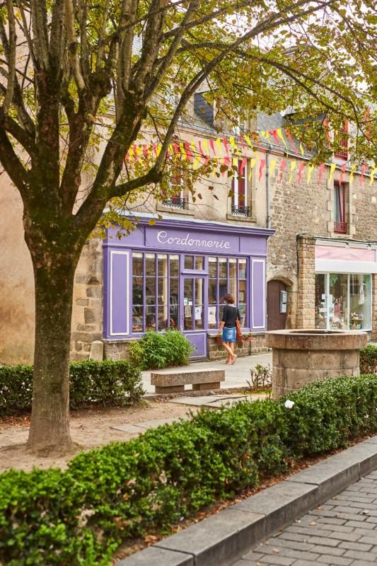 Arbre : vie et usages à Guérande