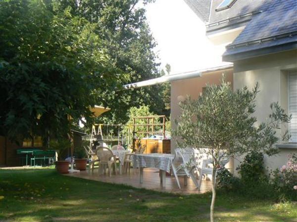 Assérac - Location maison 10 personnes - Terrasse