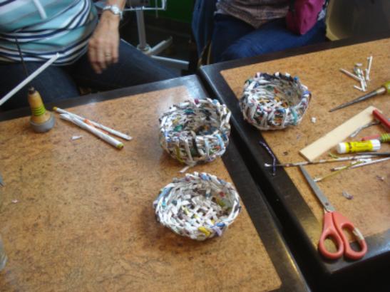 Atelier Vannerie de Papier