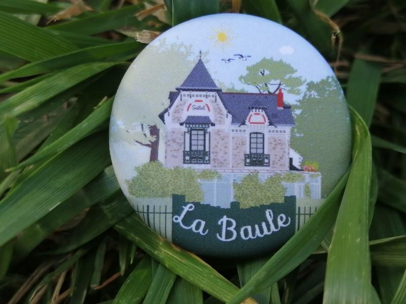 Badge - La Baule villa