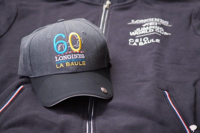 Boutique en ligne - Casquette  60ans Jumping International La Baule - Office de Tourisme La Baule-Presqu'île de Guérande