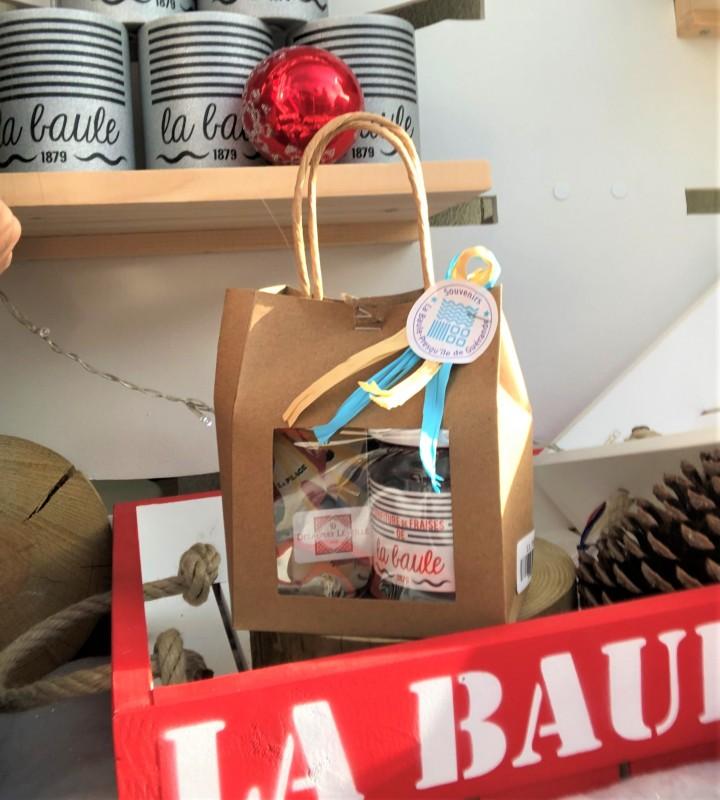 Boutique en ligne - confiture et caramels- Office de Tourisme La Baule presqu'île de Guérande.