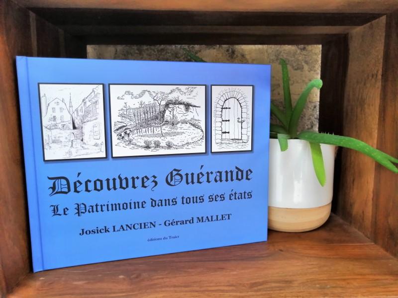 Boutique en ligne - Découvrez Guérande le patrimoine dans tous ses états - Office de Tourisme La Baule-Presqu'île de Guérande