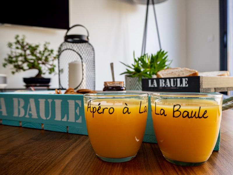 Boutique en ligne - Ensemble 4 verres apéro La Turballe/La Baule/Quimiac/Le Pouliguen - Office de Tourisme La Baule-Presqu'île de Guérande