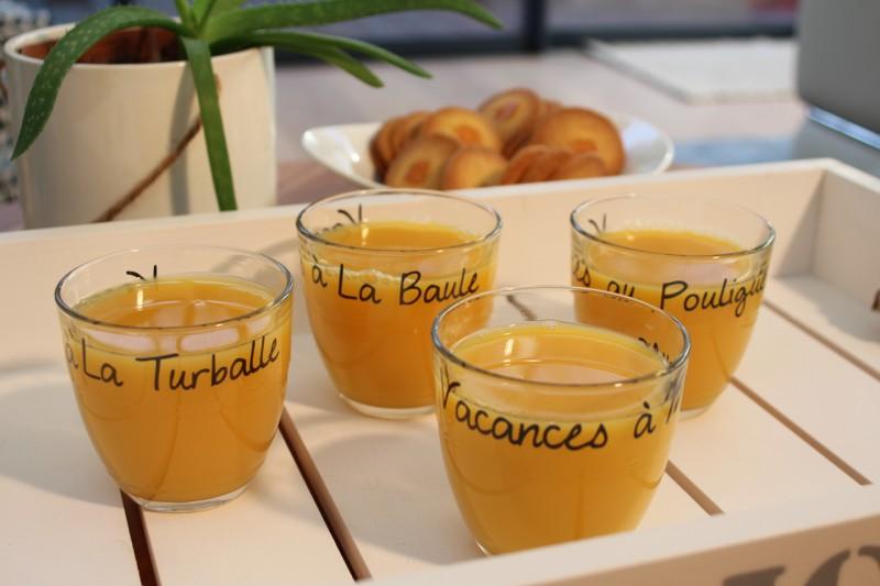 Boutique en ligne - Ensemble 4 verres vacances La Turballe/La Baule/Mesquer/Le Pouliguen - Office de Tourisme La Baule-Presqu'île de Guérande