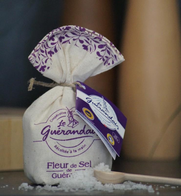 Boutique en ligne - Fleur de Sel 125g - Office de tourisme La Baule Presqu'île de Guérande