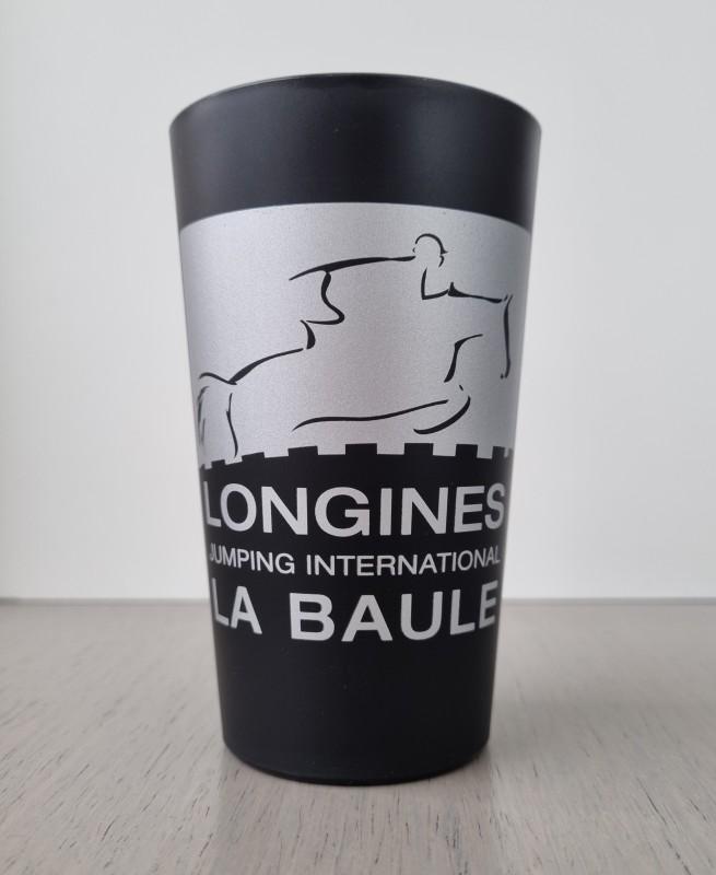 Boutique en ligne - Gobelet Jumping International La Baule - Office de Tourisme La Baule-Presqu'île de Guérande