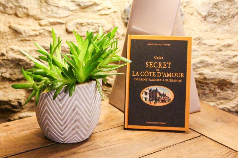 Boutique en ligne - Guide secret de la Côte d'Amour - Office de tourisme La Baule Presqu'île de Guérande