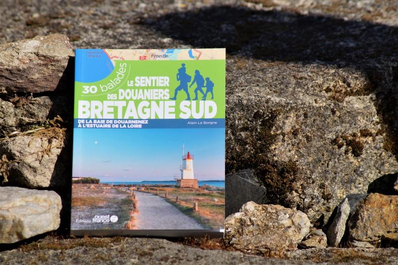Boutique en ligne - Le sentier des douaniers Bretagne Sud - Office de tourisme La Baule-Presqu'île de Guérande