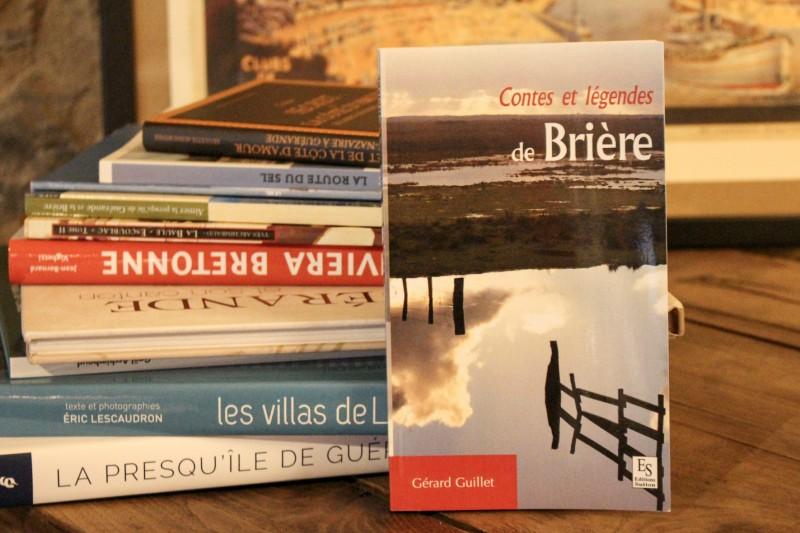 Boutique en ligne - Livre Contes et légendes de Brière - Office de tourisme La Baule Presqu'île de Guérande