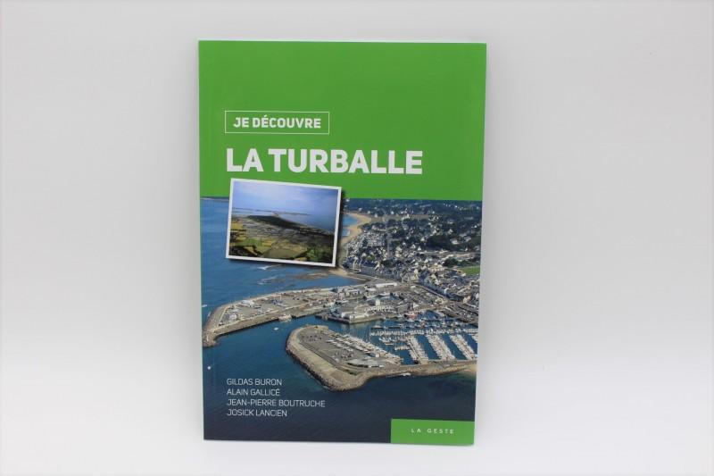 Boutique en ligne - Livre Je découvre La Turballe - Office de tourisme La Baule Presqu'île de Guérande