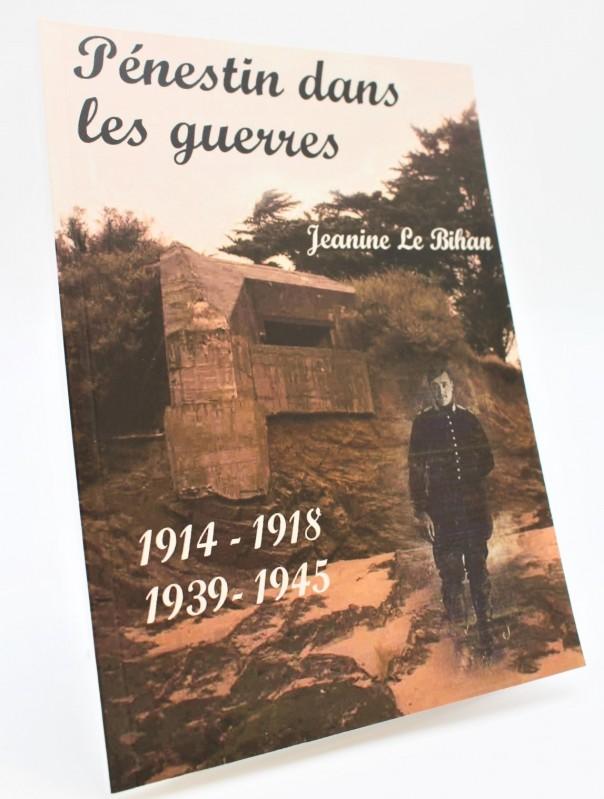 Boutique en ligne - Livre Penestin dans les guerres - Office de tourisme La Baule Presqu'île de Guérande