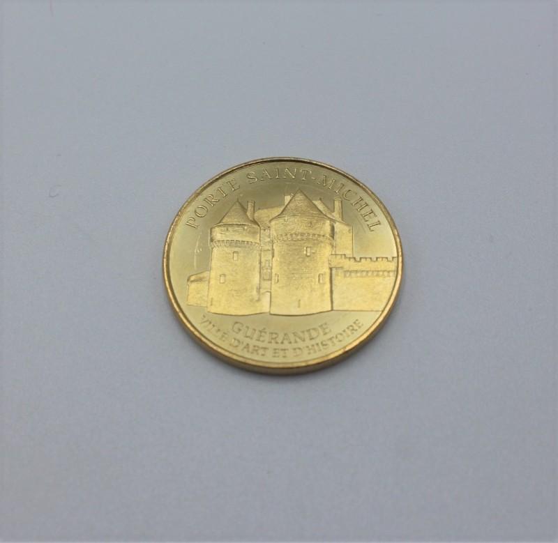 Boutique en ligne - Médaille Touristique monnaie de Paris Guérande - Office de tourisme La Baule  Presqu'île de Guérande