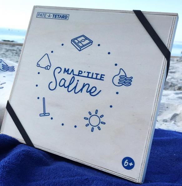 Boutique en ligne - Ma P'tite saline - OTI La Baule-Presqu'île de Guérande