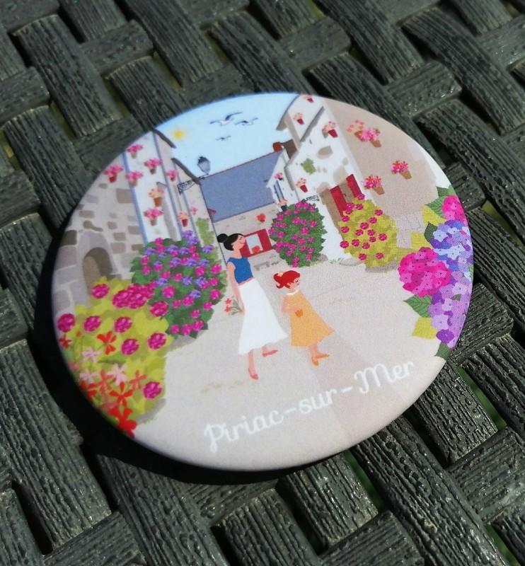 Boutique en ligne - Magnet  Piriac - Office de tourisme La Baule Presqu'île de Guérande