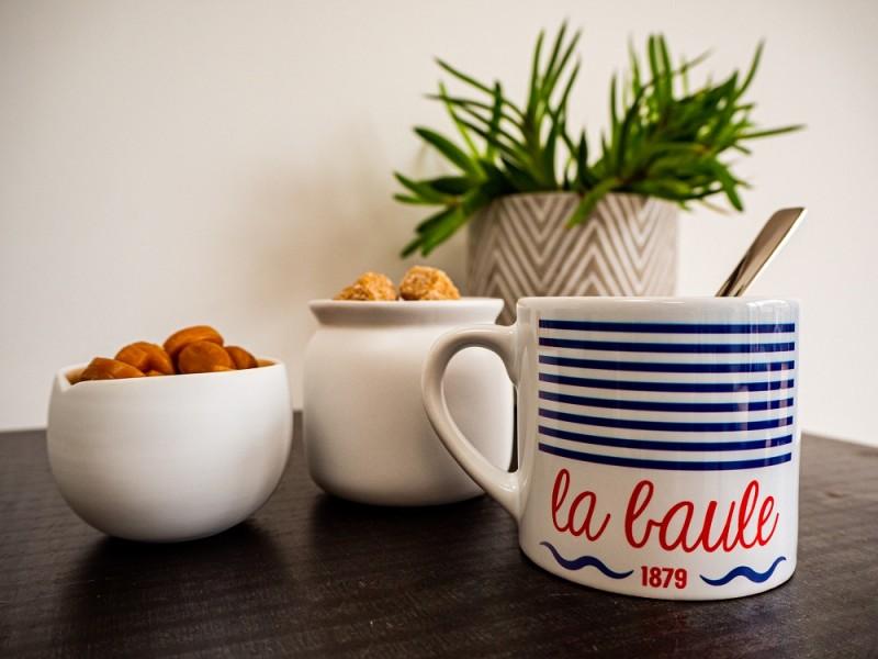 Boutique en ligne - Mini mug La Baule - Office de tourisme La Baule Presqu'ile de Guérande