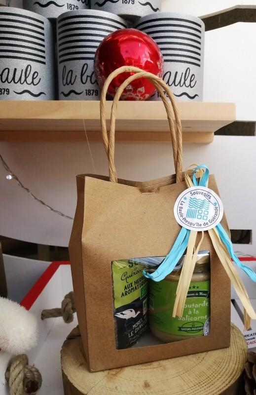 Boutique en ligne - Moutarde à la salicorne et sel de Guérande aux herbes  aromatiques - Office de tourisme La Baule-Presqu'île de Guérande