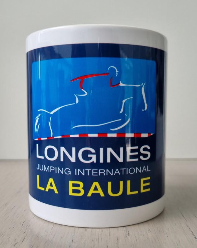Boutique en ligne - Mug Jumping International La Baule - Office de Tourisme La Baule-Presqu'île de Guérande
