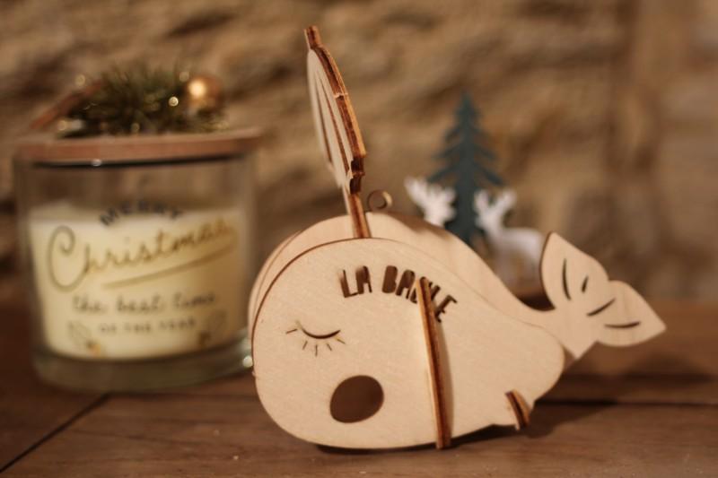 Boutique en ligne - Petite Baleine à construire - Office de Tourisme La Baule Presqu'île de Guérande