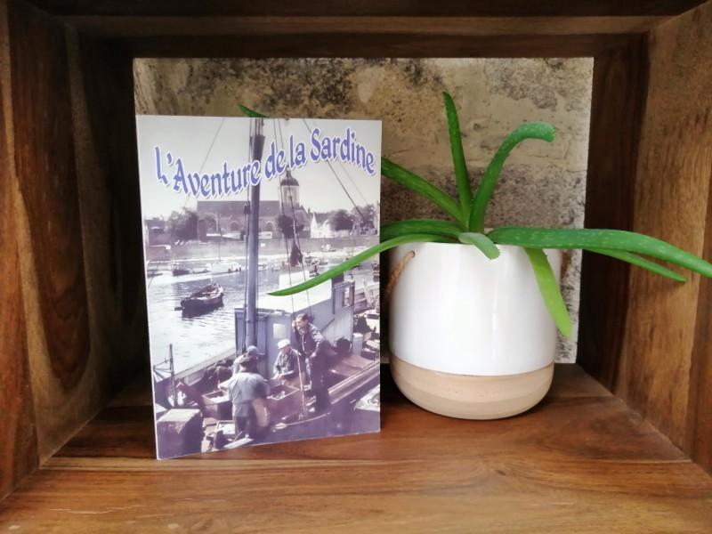 Boutique en ligne - Piriac L'aventure de la Sardine - Office de Tourisme La Baule Presqu'île de Guérande