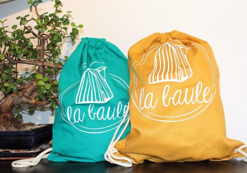 Boutique en ligne - sac à dos cabine La Baule - Office de Tourisme La Baule Presqu'île de Guérande