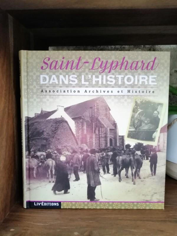 Boutique en ligne - Saint-Lyphard dans l'histoire - Office de Tourisme La Baule-Presqu'île de Guérande