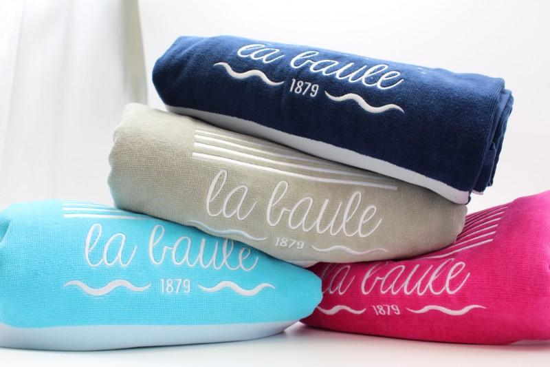 Boutique en ligne -Serviettes de plage- Office de Tourisme La Baule presqu'île de Guérande