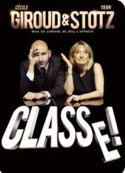 Cécile Giroud et Yann Stotz : Classe - Salle Bonne Fontaine à Montoir-de-Bretagne