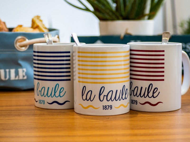 Collection mug Mariniere La Baule