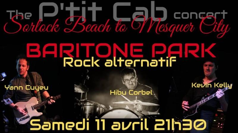 Concert de Baritone Park