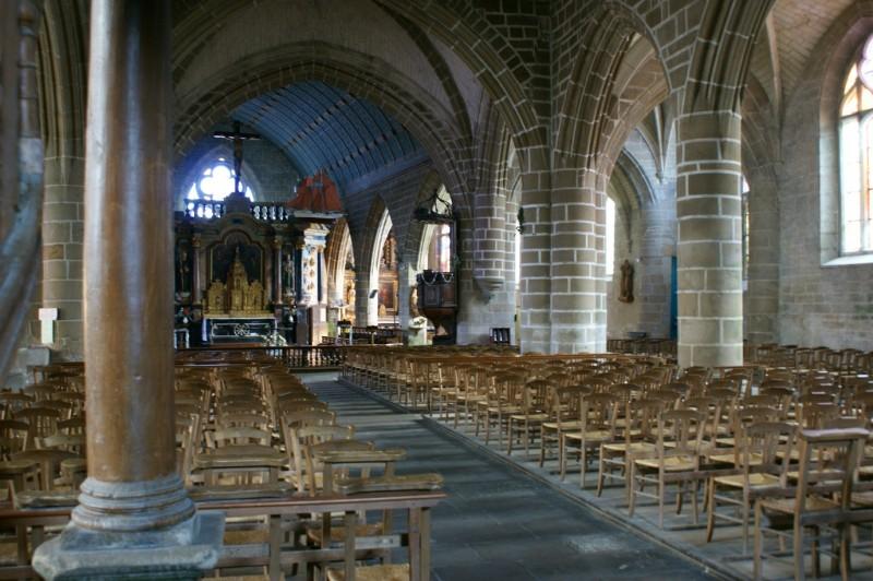 Concerts in the Church ( Eglise Saint Guénolé)