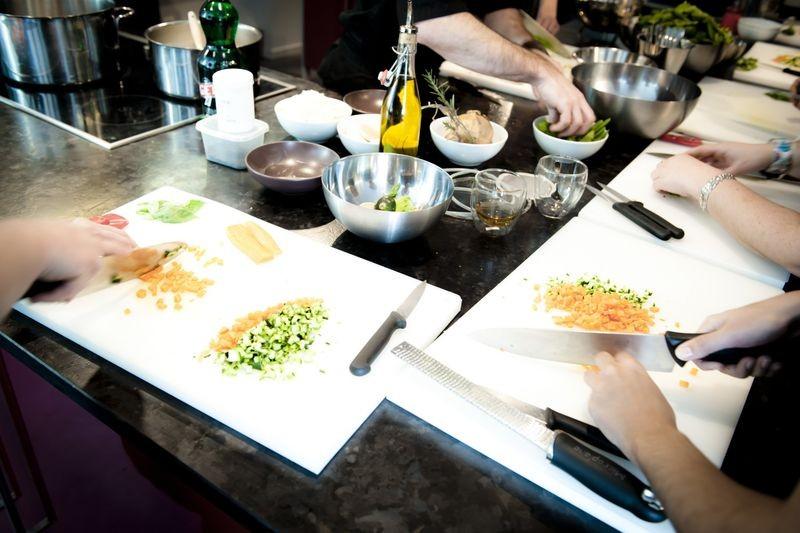 Cours de cuisine stage cours gastronomie le pouliguen - Cours de cuisine par internet ...