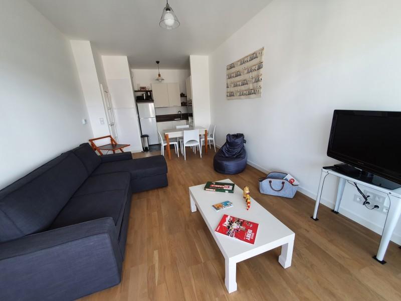Cuisine /Séjour - Appartement M. Planchon La Baule