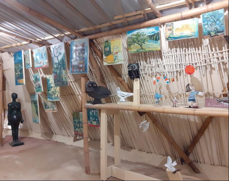 Exposition Auprès de ma forge Herbignac Parc Naturel Régional de Brière
