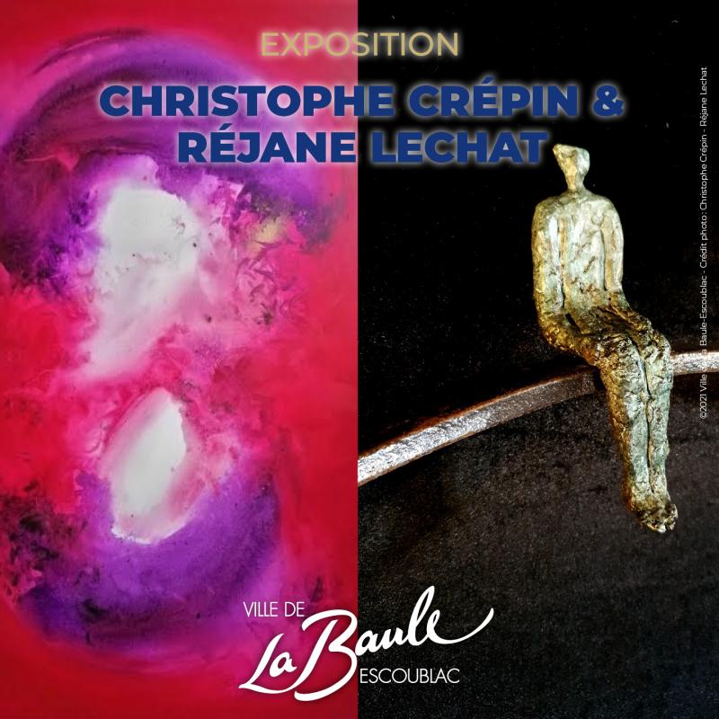 Exposition Crépin & Lechat au Musée Bernard Boesch
