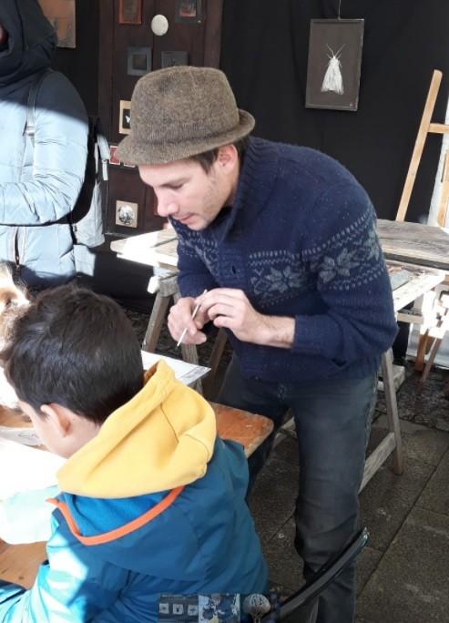 Exposition de céramiques avec Simon Pavec - Herbignac