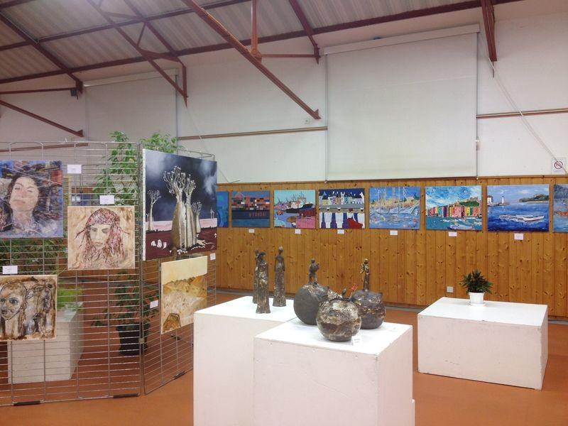 Exposition de l'Atelier Pouliguennais des Marais  au Pouliguen