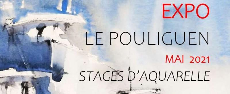 Exposition Espace Rex Le Pouliguen mai 2021
