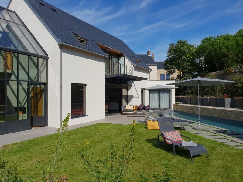 Outside - House 14 people - Entre Sel et Sable
