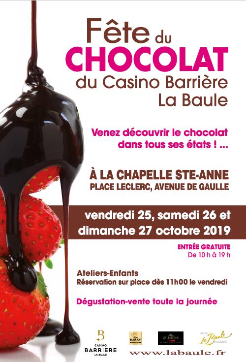 Fête du chocolat - La Baule