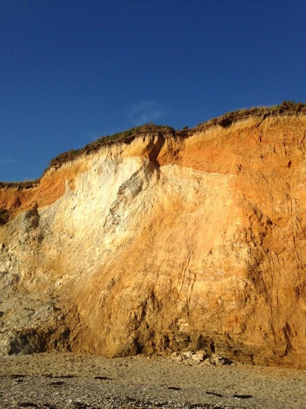 Visite géologique du site de la Mine d'or à Pénestin