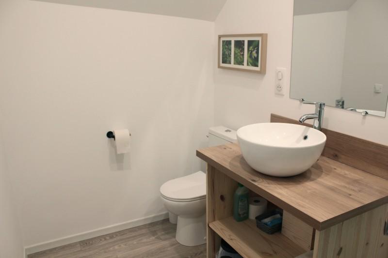 Guérande - Appartement Tour de la Gaudinais 5 personnes - Salle de douche 2