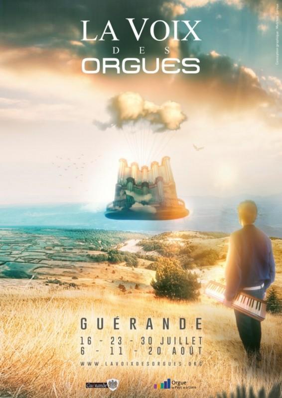 Guérande - La Voix des Orgues